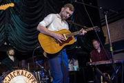 New music stopped when his special guitar was stolen: Tom Hallman