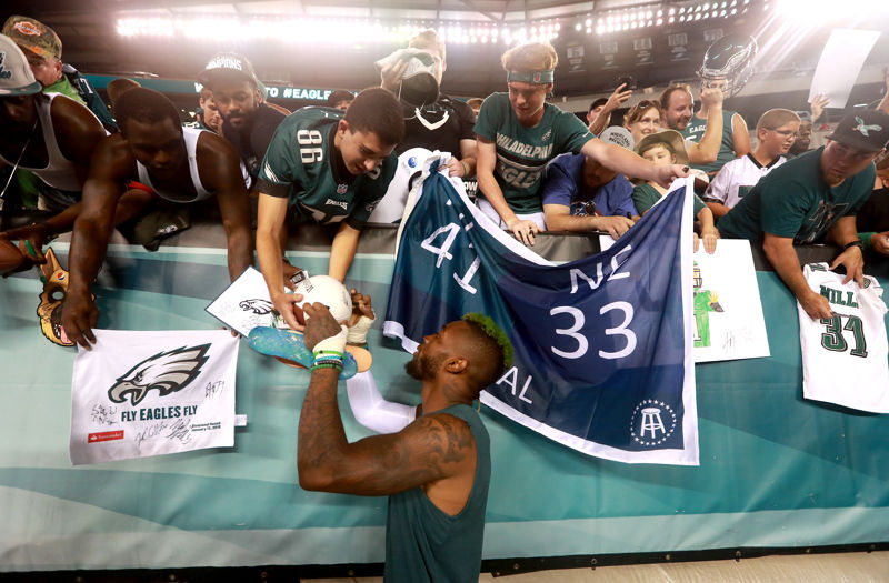 NFL on TV today (8/9/18): What time, channel is Pittsburgh Steelers vs. Philadelphia Eagles on Thursday? LIvestream, how to watch online