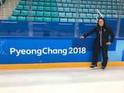 Katie Guay's Olympic goals reached as Westfield native officiates women's hockey tournament in Pyeongchang