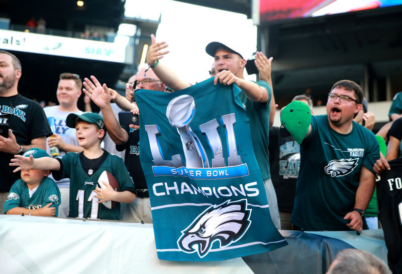 NFL TV Schedule: What time, channel is Philadelphia Eagles vs. New England Patriots (8/16/18)? Livestream, watch online