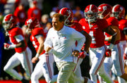 SEC recruiting rankings: Alabama leads pack as Texas A&M, Georgia, LSU and Auburn try to keep pace