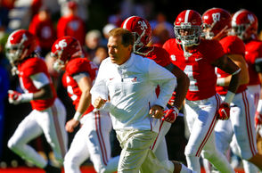 It seemed like it was only a matter of time. Alabama reclaimed the top spot in the 2019 recruiting class rankings, both in the SEC and nationally. The Tide have produced seven top-ranked signing classes under Nick Saban, so it's no surprise to see them surge to to head of the class in the SEC, where four teams are in the top-10 nationally, with another -- Auburn -- knocking on the door. The league also holds the top-three spots in the national recruiting class rankings for the 2019 class. Alabama is narrowly ahead of Texas A&M, with Georgia not far behind. Auburn is 11th after picking up a commitment from three-star in-state defensive back Nehemiah Pritchett last week. Each month, AL.com will take a look at the SEC's recruiting standings leading up to National Signing Day in February. Here's a look at the SEC recruiting rankings, according to 247Sports.