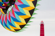 Great Lakes Kite Fest last hurrah draws thousands to Grand Haven