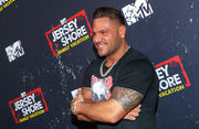 'Jersey Shore' star Ronnie Ortiz-Magro shares photo of black eye amid fight with girlfriend
