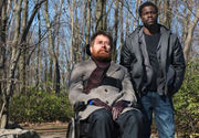 Hawk Mountain makes brief, strange appearance in Kevin Hart-Bryan Cranston movie, 'The Upside'