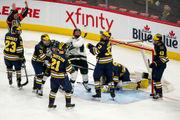 Michigan college hockey power rankings: U-M moves ahead of MSU after weekend sweep