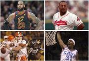 25 Best Cleveland sports uniforms, ranked