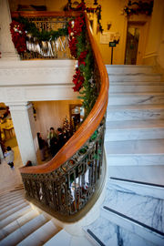 Pittock Mansion's holiday decorations are open for viewing (photos)
