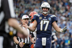 Are the Chargers now the best NFL team in L.A.? Possibly so, based on  current level of play. But to keep it that way, they must go to Kansas  City and win Thursday night, and that's not easy.