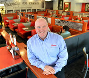 Friendly's CEO John Maguire steps down, praises company for recent progress