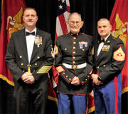 U.S. Marine Corps marks its 243rd birthday at Marine Corps Ball in the Superdome: See photos