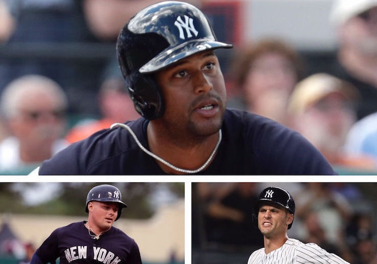 timeless design 2bb01 c637b 8 Yankees things to know at close of spring training | Aaron ...