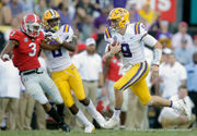 No 'Neck,' no problem for LSU student section