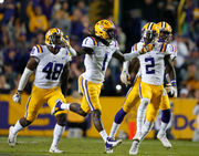 NFL Draft picks, undrafted signees with Louisiana ties
