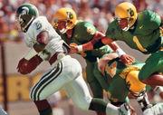 Oregon Ducks-Michigan State Spartans series history