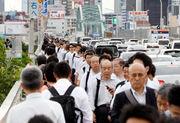 Osaka, Japan, earthquake kills at least 4, injures hundreds