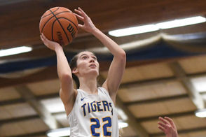 Newberg cruised past Aloha for an 82-18 nonleague victory Friday at Newberg High School. Photos by Leon Neuschwander, for The Oregonian/OregonLive