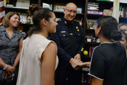 Manny Febo sworn in as Holyoke police chief, 1st Latino to hold department's top job
