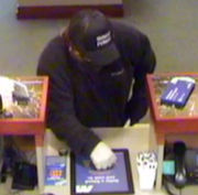 Police looking for robber of Macatawa Bank near Holland