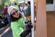 Revitalize CDC volunteers repairing 100 homes in Holyoke in one day (photos, video)