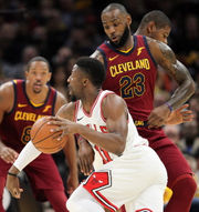 David Nwaba brings defense-first reputation to Cleveland Cavaliers