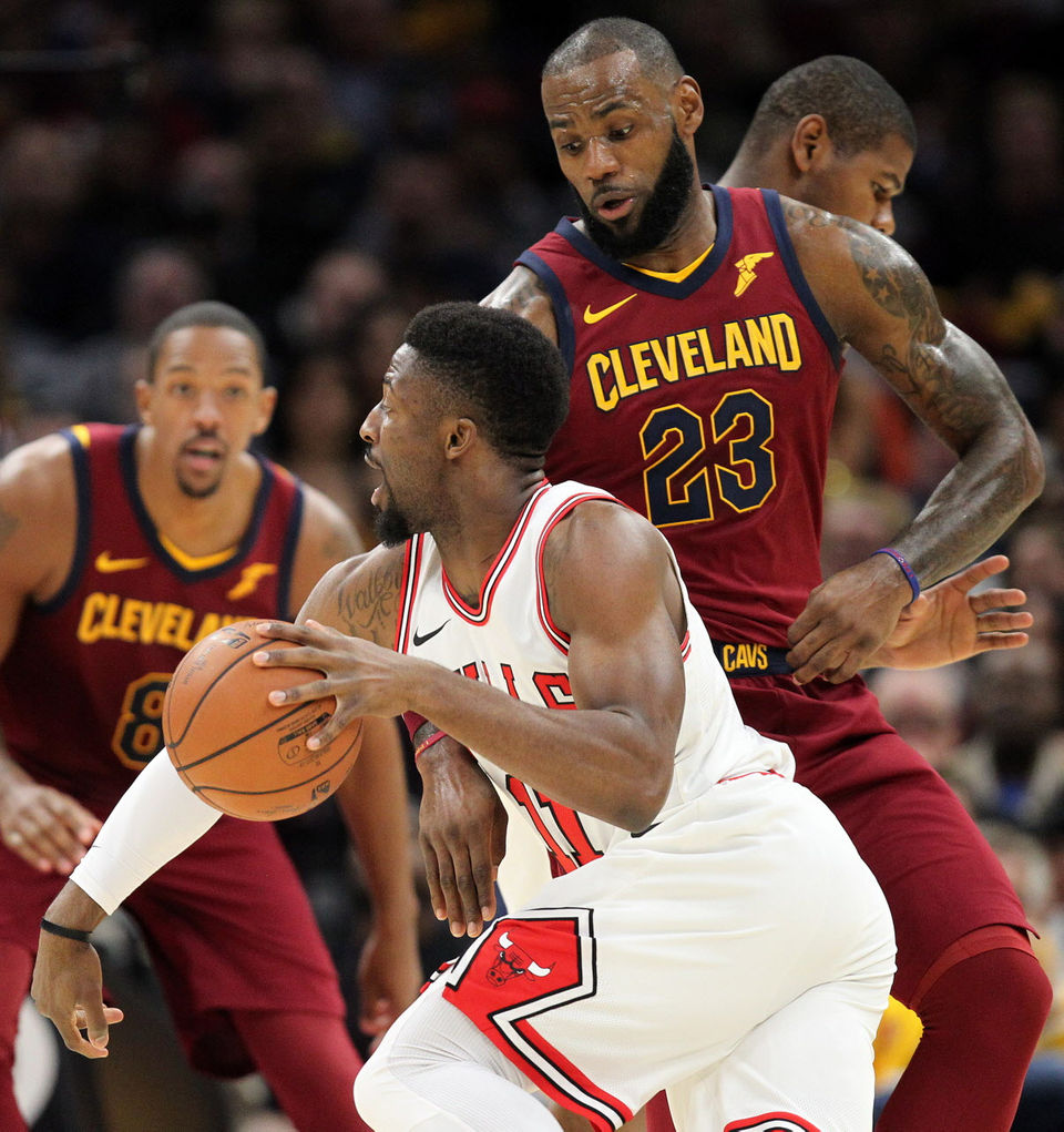 David Nwaba brings defense-first reputation to Cleveland Cavaliers ... 9ca15d5c0