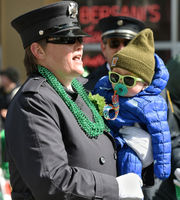 Syracuse celebrates the luck of the Irish at 36th annual St. Patrick's Parade