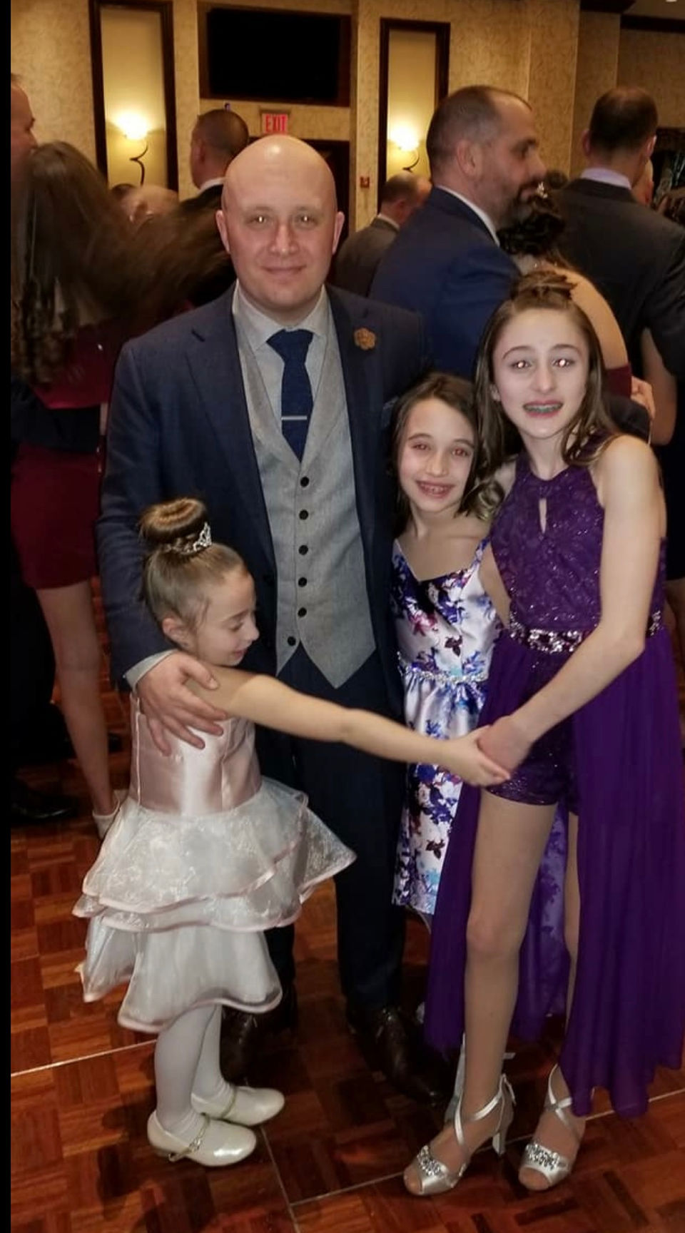 Staten Island Nightlife 300 Attend Olgc Father Daughter Dance