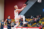 Western Oregon's Tanner Omlid lands two basketball All-American honors
