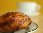 Cleveland's Fluffy Duck Cafe specializes in croissants, breads (photos, review)