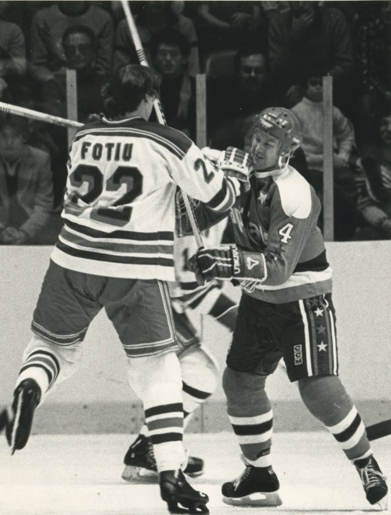 online store 41777 41d27 Islanders Who Made It To The Pros: Nick Fotiu went from ...