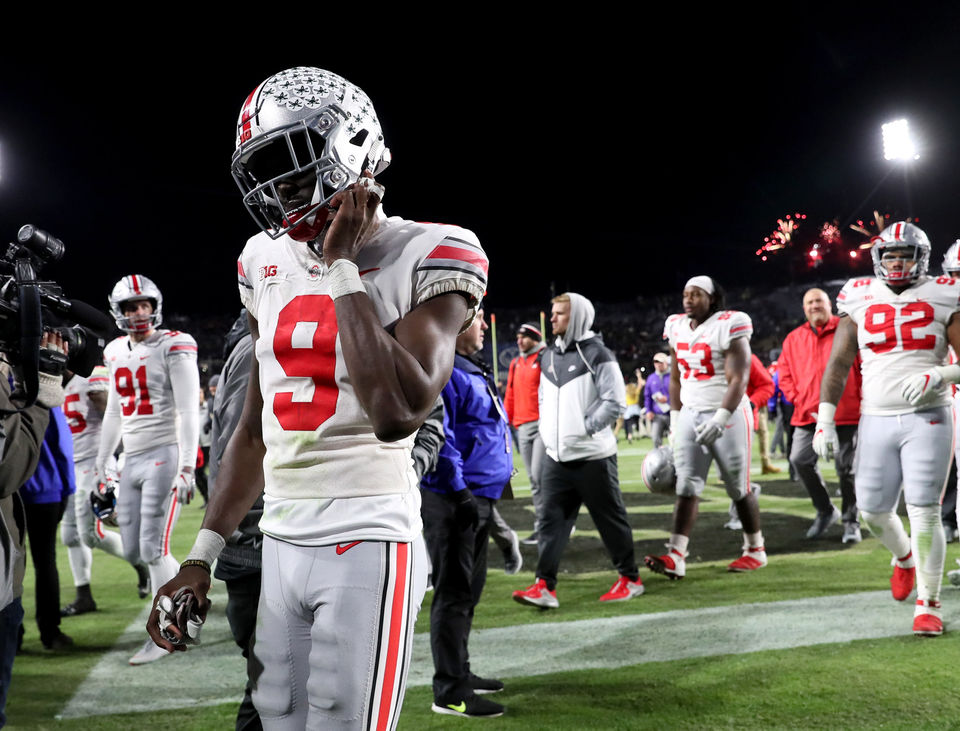 Ap Top 25 Poll Ballot How Far Does Ohio State Drop After