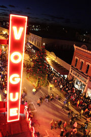 Manistee's Vogue Theater turns 80 and becomes downtown draw