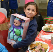 Springfield Rescue Mission host annual Christmas Celebration (photos)