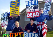 Westboro Baptist Church to protest at Grand Valley, Union High School