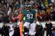 Philadelphia Eagles' late stand cements 15-10 win over Atlanta Falcons in NFC divisional round