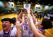 Southern Lehigh boys basketball wins first Colonial League title since 1994