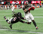 Peyton Barber's path into Tampa Bay Buccaneers' 2018 lineup becomes clearer