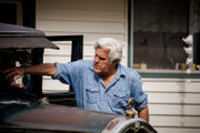 'Jay Leno's Garage' visits local car guy's house