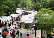 Cain Park Arts Festival celebrates 41 years of fine arts, crafts in Cleveland Heights