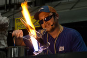 Masters of glass art from around world gather to learn, share