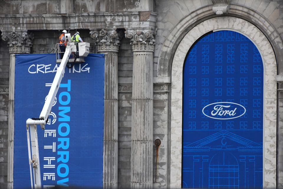 Ford train station celebration set to unveil future of Corktown