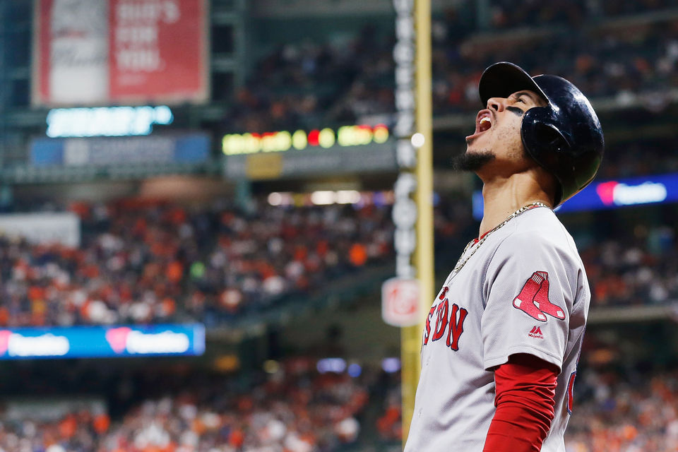 Craig Kimbrel survives; Jackie Bradley thrives; 10 things we learned from the Red Sox heart-stopping win in Game 4 of the ALCS