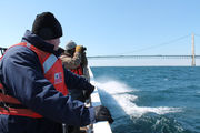 State sues tugboat company over anchor strike in Straits of Mackinac