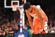 Syracuse basketball loses to Oregon 80-65: Brent Axe recap