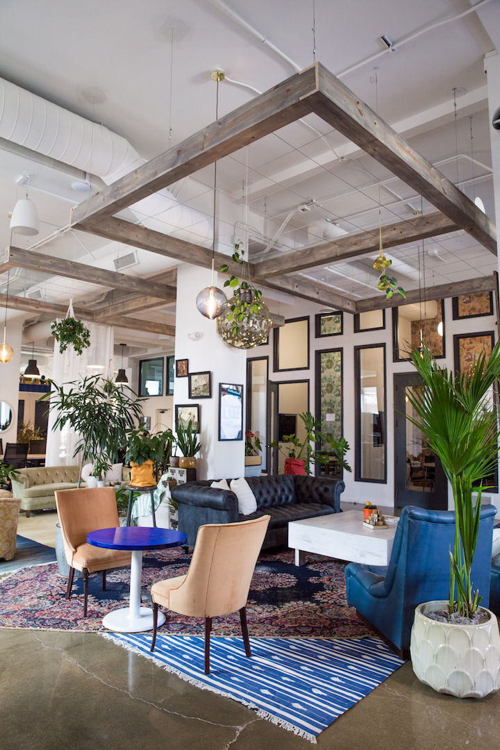 Clevelands Cool Coworking Spaces Area Is Following A National