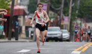 Mike Cassidy, Sahar Victoria-Vitale battle heat to win Arielle Newman Run