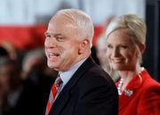 Donald Trump honors John McCain's service, after cascade of criticism