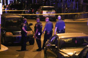 2 wounded in shooting as gunfire heard in 2 locations, police say