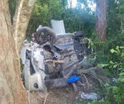 One airlifted to hospital after I-12 crash in St. Tammany Parish